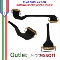 Flat Flex Lcd e Scheda Madre Ricambio Originale per Apple Ipad 2 Ipad2 3g wifi