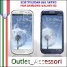 Riparazione Sostituzione Cambio Vetro Glass Schermo per Samsung Galaxy S3 I9300