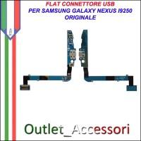 Flat Flex Connettore Cavo Usb Carica Per Samsung Galaxy Nexus I9250 GT-I9250 Ricambio Originale