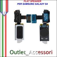 Flat Speaker Audio per Samsung Galaxy S4 I9505 I9500 GT Originale