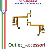 Flat Connettore Power Accensione per Apple Ipod Touch 5 5g