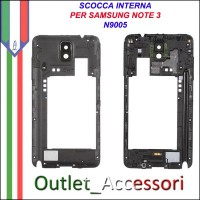 Scocca Telaio Frame per Samsung Galaxy Note 3 N9005 Note3