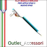 Flat Flex Ricambio Modulo WIFI Wirless 3G per Apple Ipad 3 Ipad3 Nuovo