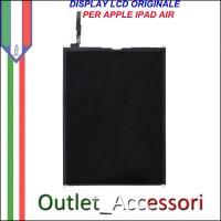 Display Lcd Schermo Cristalli Liquidi per Apple Ipad Air Ricambio Originale