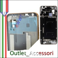 Scocca Housing Telaio Frame Cornice per Samsung NOTE 3 Note3 SM N9005 GT