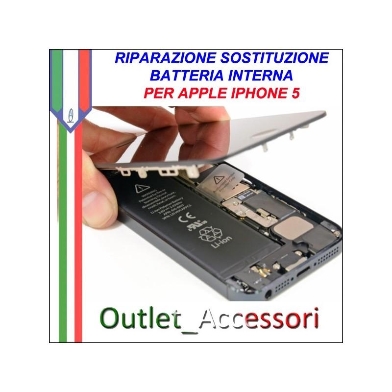 costo riparazione entrata betteria iphone