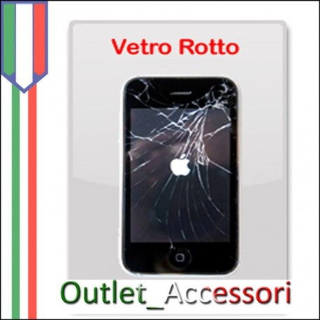 Sostituzione Vetro Touchscreen per Apple Iphone 3G 3GS