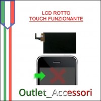 Sostituzione LCD DISPLAY per Apple Iphone 3G 3GS