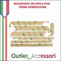 Biadesivo Adesivo 3M per Apple Touch Ipad Ipad13g wifi