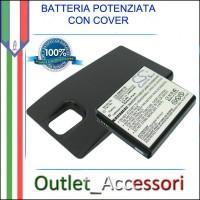 Batteria Potenziata Originale Per Samsung Galaxy Galaxy INFUSE 4G SGH-i997 I997 EB555157VA EB555157VABSTD