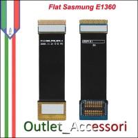 Flat Flex Slide Cavo Ricambio Originale Connettore per Samsung E1360