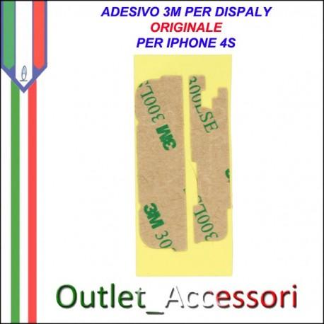 Adesivo Bioadesivo Nastro 3M Sticker per Lcd display assemblaggio iphone 4s