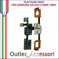 Flat Tasti Keypad Flex Cavo Ricambio Originale per Samsung Gaalxy S I9000 I9001 plus GT