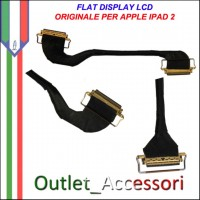 Flat Flex Lcd e Scheda Madre Ricambio Originale per Apple Ipad 2 Ipad2 3g wifi