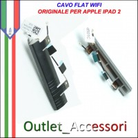 Flat Flex WiFi Antenna Ricambio Originale per Apple Ipad 2 Ipad2 3g wifi