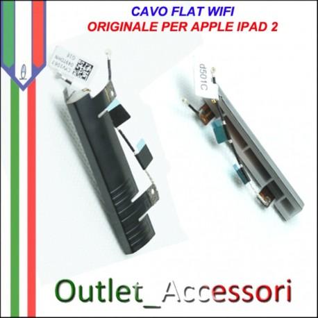 Flat Flex WiFi Antenna Ricambio Originale per Apple Ipad 2 Ipad2 3g wifi