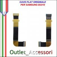 Flat Flex Cavo LCD Ricambio Originale per Samsung B3310