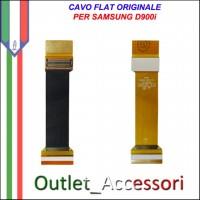Flat Flex Cavo LCD Ricambio Originale per Samsung SGH-D900I D900I SGH-D908I D908I