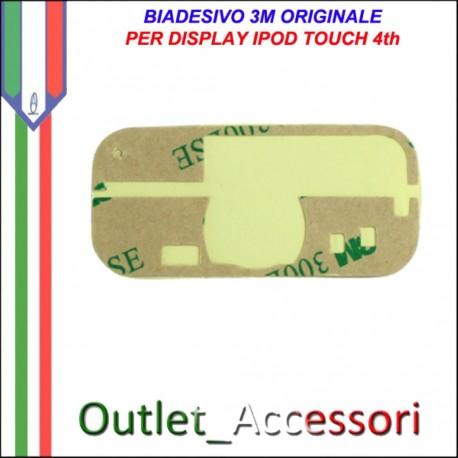Biadeviso 3M Adesivo Sticker per Display Lcd Apple ipod touch 4 4th