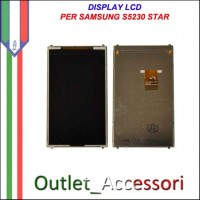 Display Lcd Samsung S5230 Star Gt-S5230