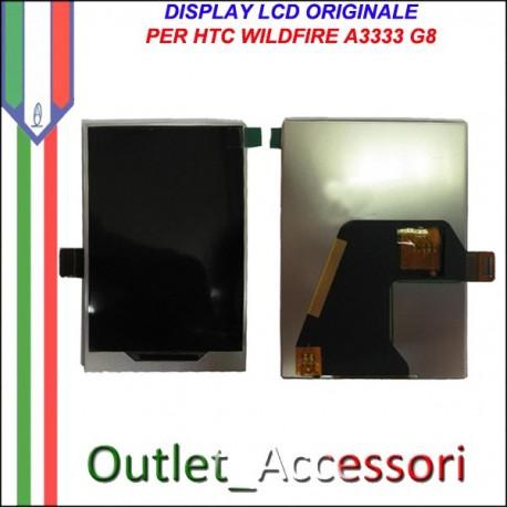 Display LCD Ricambio Originale per HTC Wildfire G8