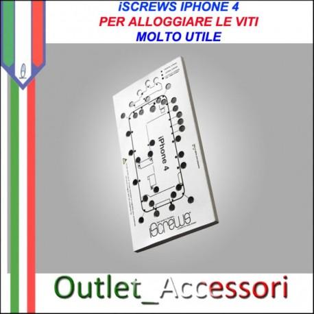 iScrews Utensile per Viti Scheda Madre Iphone 4 4g
