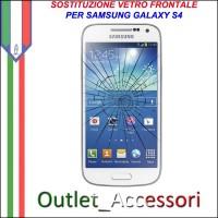 Riparazione Sostituzione Cambio Vetro Glass Schermo per Samsung Galaxy S4 I9500 I9505 GT