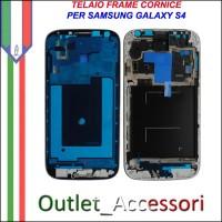Scocca Housing Telaio Frame Cornice per Samsung Galaxy S4 I9500 GT-I9500 I9505
