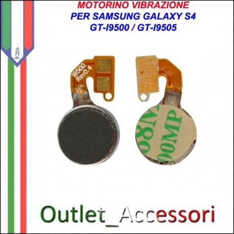 Flat Motorino Motore Vibrazione per Samsung Galaxy S4 I9500 I9505 ORIGINALE