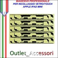 Adesivo Biadesivo Colla per Vetro Touch Touchscreen per Apple Mini Professionale 3M
