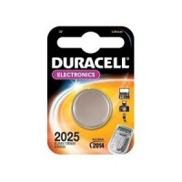 Batteria Pila Duracell DL2025 Originale Electronics in Blister