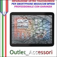 Riparazione Tablet Mediacom Mp850i Sostituzione Cambio Vetro Touch Touchscreen Rotto