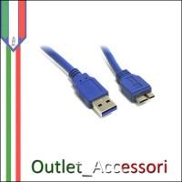 CAVO USB 3.0 X HDD ESTERNI 2 METRI KEYTECK Hard Disk