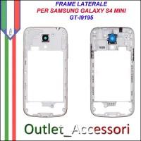 Cornice Frame per Samsung Galaxy S4 Mini i9195 i9192