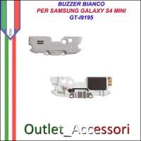 Buzzer Altoparlante Speaker Flat Samsung Galaxy S4 Mini i9195 i9192
