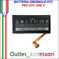 Batteria Pila Originale HTC ONE V BK76100