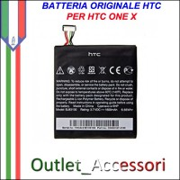 Batteria Pila Originale HTC ONE X BJ83100