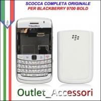 Sostituzione Riparazione Cambio Cover Scocca Blackberry Bold 9700