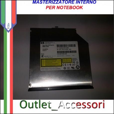 Lettore Masterizzatore DVD Interno Sata HP TS-L63 GT30L REWRITER