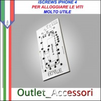 iScrews Utensile per Viti Scheda Madre Iphone 4S