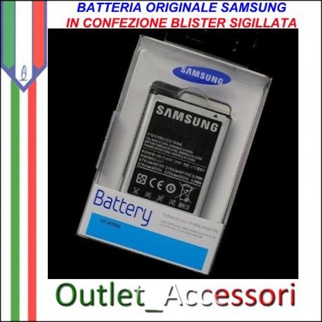 Batteria Pila Originale Blister Samsung Galaxy S4 I9500 I9505 EB-B600BEBEGWW Garanzia Ufficiale