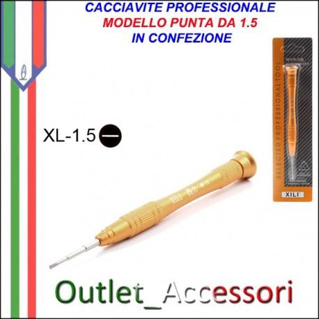 Cacciavite Professionale Punta 1.5 XILI
