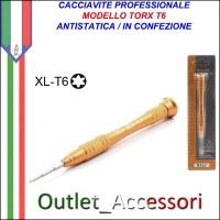Cacciavite Professionale Punta TORX T6 XILI