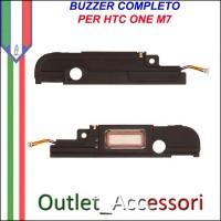 Buzzer speaker Audio per HTC ONE M7 Originale