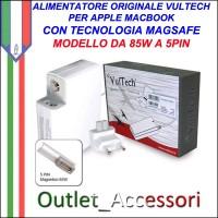 Alimentatore Vultech AP18546Z-218 MAGSAFE Per Apple Con 5 Pin Magnetico 85W 18.5V 4.6A