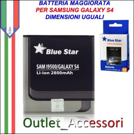 Batteria Maggiorata Potenziata per Samsung Galaxy S4 GT I9500 I9505