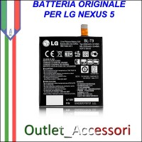 Batteria Originale LG BL-T5 Nexus 5 Optimus
