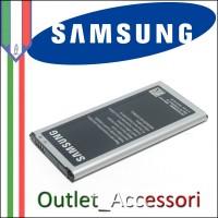 Batteria Originale Samsung Galaxy ALPHA EB-BG850BBE Bulk