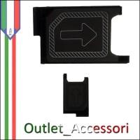 Carrello Slot Porta Scheda Sim Micro Sony Xperia Z3