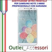 Riparazione Vetro Samsung Galaxy Note 3 Neo N7505 Note3 Sostituzione Cambio Schermo Rotto
